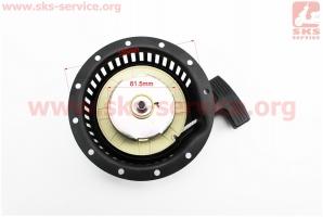 Стартер ручной в сборе 170F (с двумя кулачками) для дизельного двигателя  F178/ F186 - 6/9 л.с.