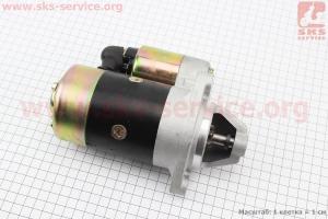 Стартер электрический 178FS/186FS (правое вращение - Weima, Kipor) для дизельного двигателя  F178/ F186 - 6/9 л.с.