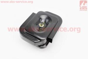 Фильтр воздушный в сборе с бумажным элементом (для генератора 4-6кВт) 186F для дизельного двигателя  F178/ F186 - 6/9 л.с.