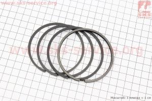 Кольца поршневые 75мм STD для мотоблока
