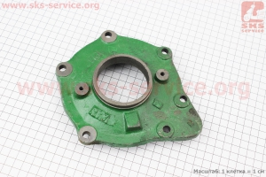 Крышка блока двигателя левая (со стороны маховика) R175A/R180NM Тип №3 для мотоблока