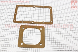 Прокладки радиатора к-кт 2шт Тип №3 для мотоблока