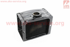Радиатор R175A/R180NM (латунь) для мотоблока