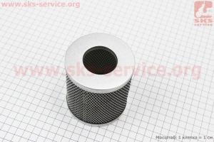 Фильтр воздушный - элемент металлический R175A/180NM Тип №3 для мотоблока