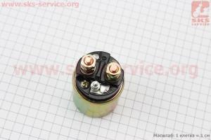 Втягивающие электростартера Тип №1 на двигатель дизельный R190N(NM)/R195N(NM)