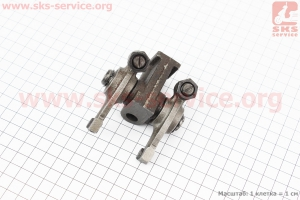 Коромысло клапана с креплением в сборе R190N на двигатель дизельный R190N(NM)/R195N(NM)