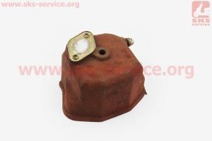 Крышка головки цилиндра (клапанов), чугунная R195NM Тип №2 на двигатель дизельный R190N(NM)/R195N(NM)