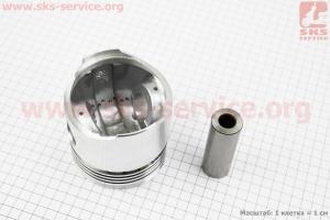 """Поршень, кольца, палец к-кт R195N 95мм STD (форкамера в форме """"Конуса"""") на двигатель дизельный R190N(NM)/R195N(NM)"""