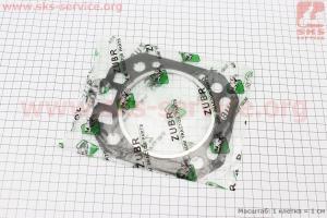 Прокладка головки цилиндра 195ANDL на двигатель дизельный R190N(NM)/R195N(NM)