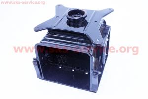 Радиатор R190N (латунь) Тип №1 на двигатель дизельный R190N(NM)/R195N(NM)
