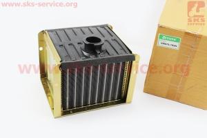 Радиатор R195NM/ZS1100 (алюминий) на двигатель дизельный R190N(NM)/R195N(NM)