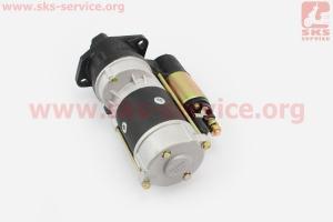 Стартер электрический Z=10, ?=74,60мм R190N/195NM Тип №2 на двигатель дизельный R190N(NM)/R195N(NM)