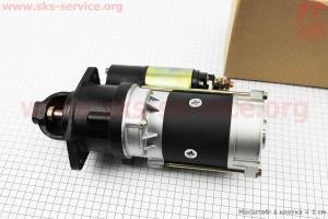 Стартер электрический Z=11, ?=67,50мм R190N/195NM Тип №5 на двигатель дизельный R190N(NM)/R195N(NM)
