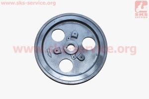 Маховик+венец Z=141, ZS1100 на двигатель  дизельный ZS1100 - 15л/с