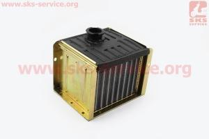 Радиатор R195NM/ZS1100 (алюминий) на двигатель  дизельный ZS1100 - 15л/с