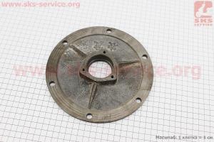 Сцепление - Крышка торцевая УЦЕНКА (дефект литья, смотрите на фото) на мотоблок с двигателем R175N(NM)/R195N(NM)