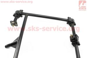 Косилка роторная К-1 на НАВЕСНОЕ оборудование к мотоблокам с двигателями R175/R180/R190/R195/ZS1100