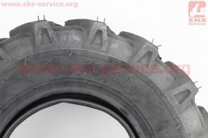 """Шина на мотоблок 6,00-12 с камерой 6PR """"насечка"""" (Zubr) к мотоблокам"""