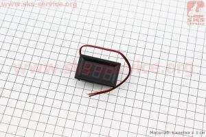 Вольтметр 12V для мототрактора