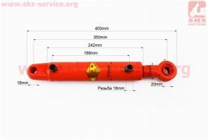 Цилиндр гидравлический Тип №3 для мототрактора