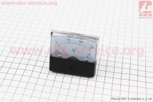 Вольтметр 300V 2-6кВт Запчасти к мото-ГЕНЕРАТОРАМ