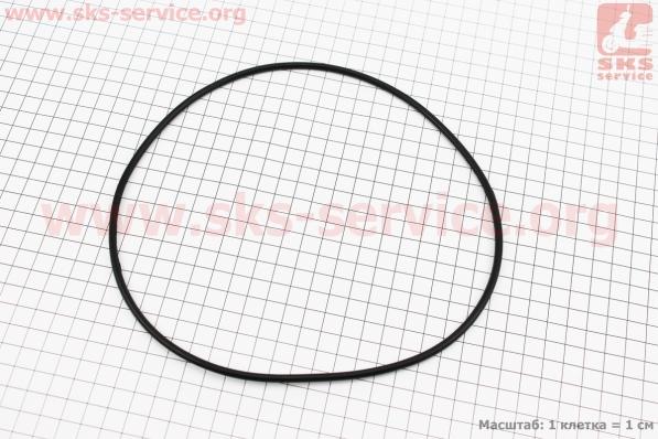 Кольцо (манжет) уплотнительное крышки корпуса 2 для мотопомпы