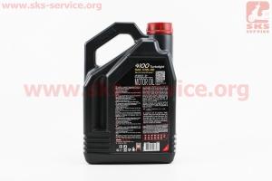 4T-4100 Turbolight 10W-40 масло для бензиновых и  дизельних двигателей, полусинтетическое, 4л
