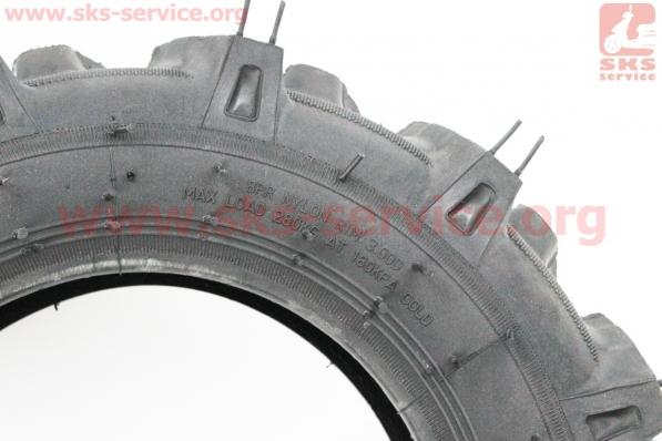 Шина на мотоблок 4,00-10 8PR насечка (NEW)