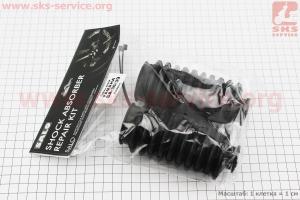 Гофра амортизаторов передних YAMAHA JOG SA-36/39 к-кт 2шт для японских скутеров
