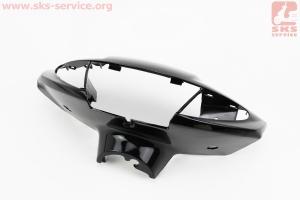 Yamaha JOG NEXT ZONE пластик - руля передний голова (под диск. тормоз), УЦЕНКА трещина (см. фото)