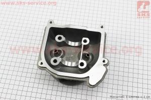 Головка цилиндра (пустая) 39мм-50ccc, тип 2 для китайских скутеров на двигатель 50-100сс 4-Т