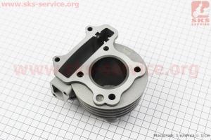 Цилиндр к-кт (цпг) 60cc-44мм (палец 13мм) для китайских скутеров на двигатель 50-100сс 4-Т