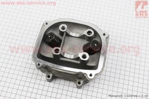 Головка цилиндра+клапана в сборе 150сс для китайских скутеров на двигатель 125,150сс 4-Т