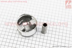 Поршень, кольца, палец к-кт 150cc 57,4мм STD (палец 15мм) для китайских скутеров на двигатель 125,150сс 4-Т