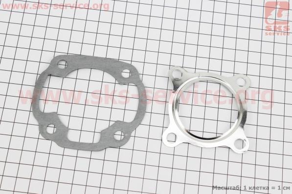 Прокладки поршневой к-кт 50/65сс для китайских скутеров на двигатель TB50,65сс 2-T цепной вариатор