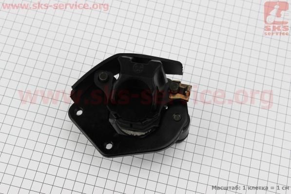 Viper - V200R Тормозной суппорт задней системы (однопоршневой) для мотоциклов разных моделей (Китай, импорт)
