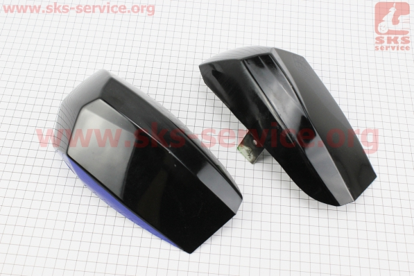 ATV (CROSSER) - Пластик - крыло лев. прав. к-кт 2шт на ATV-квадроциклы разных моделей (Китай, импорт)
