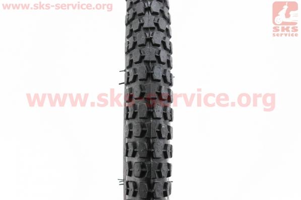 Шина 20x1,95 (50-406) шипованная D218 для велосипеда
