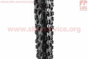"Шина 27,5""x1,95 (50-584) шипованная SLANT SIX K1080 для велосипеда"