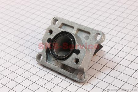 Клапан лепестковый для китайских скутеров на двигатель TB50,65сс 2-T цепной вариатор