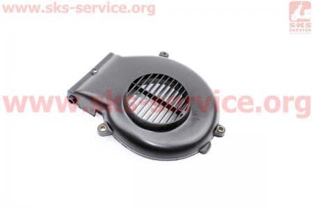 Крышка крыльчатки магнето для китайских скутеров на двигатель TB50,65сс 2-T цепной вариатор