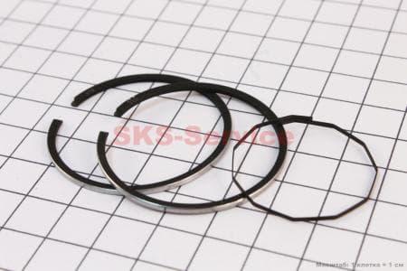 Кольца поршневые 50сс 40мм STD для китайских скутеров двигатель 2-T ременной вариатор