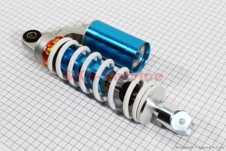 Амортизатор задний 270мм ГАЗОВЫЙ регулируемый TA-WGZ-097-B08 для скутеров Wind (Viper) купить в Украине