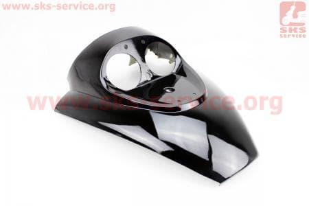 пластик - ВЕСЬ к-кт деталей крашенных - 12ед. ЧЕРНЫЙ для скутеров GRAND PRIX (Viper) купить в Украине